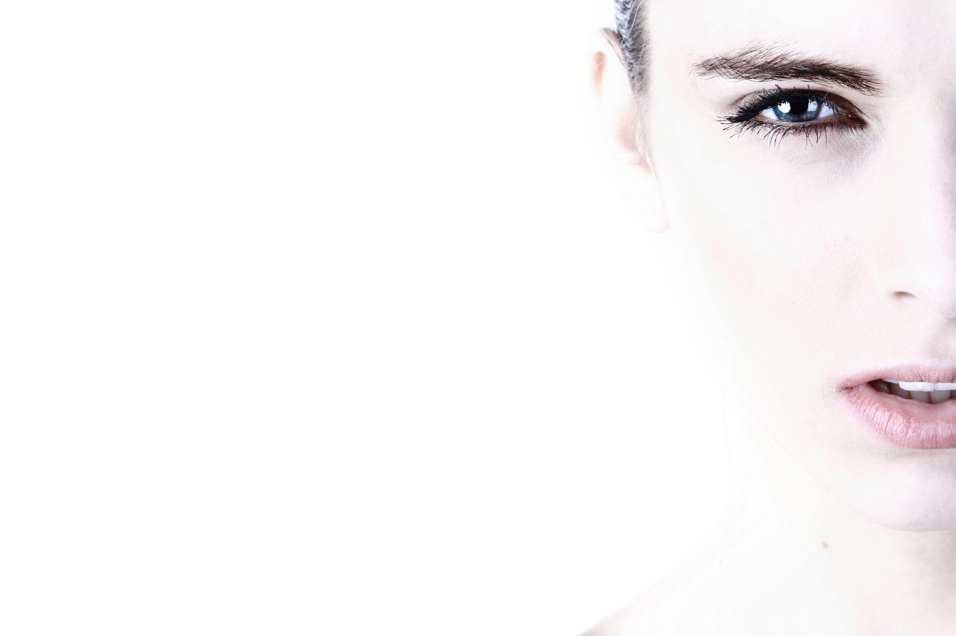 woman white